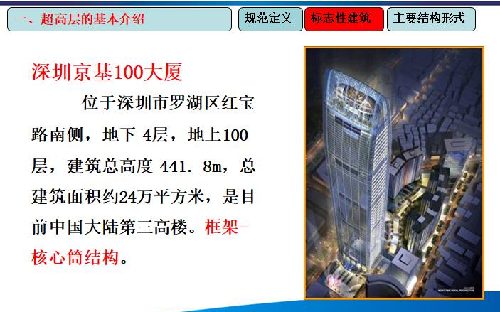 中冶超高层建筑施工技术交流学习PPT(共50页)