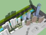 [绿地]高层商业及住宅建筑设计方案文本