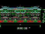 金碧骏鸿花园低密度住宅施工图