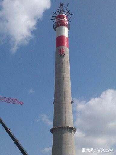 水泥烟囱加高的施工方案设计