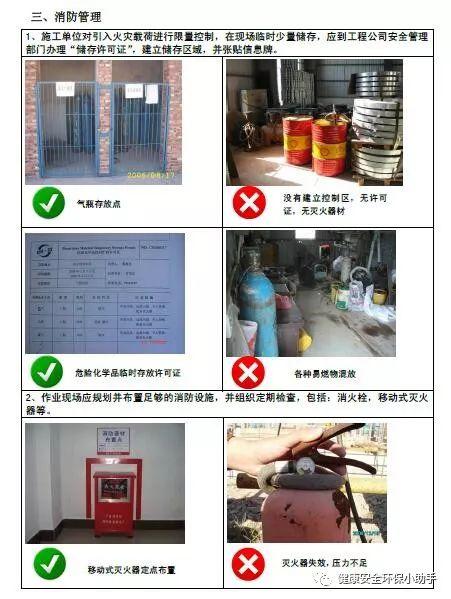 一整套工程现场安全标准图册:我给满分!_6