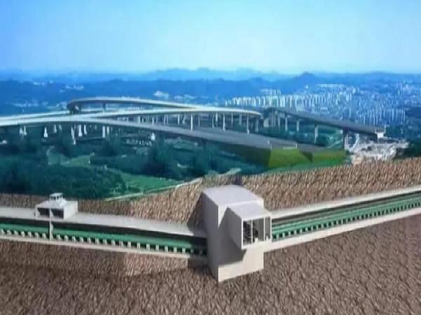 """杭州7条地下综合管廊在建 年底大批管线将""""入住"""""""