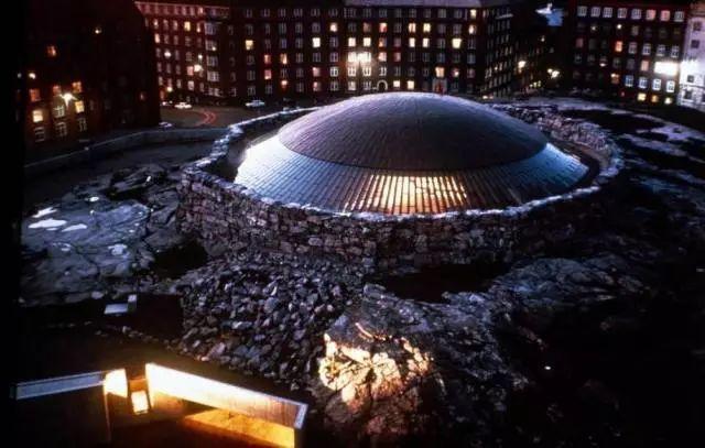那些神奇而有趣的地下建筑设计!!!