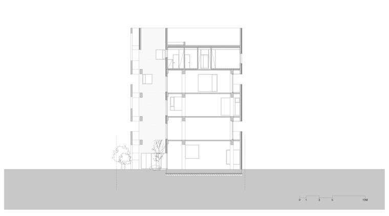 韩国P1113-4公寓-section_B
