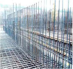 基础、剪力墙、梁板柱钢筋做法