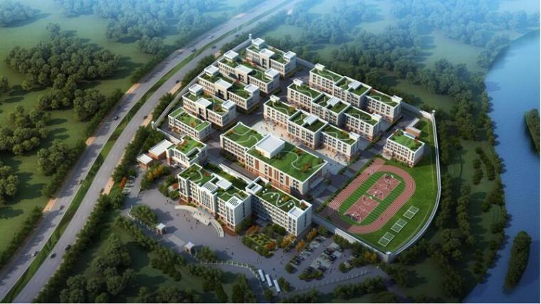 [四川]未成年犯管教所建设项目绿色施工汇报材料PPT(63页)