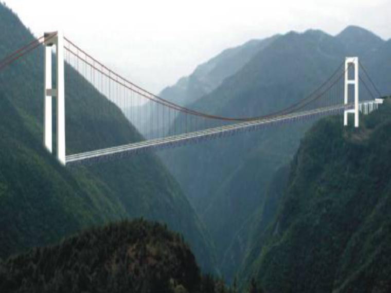 [湖北]钢桁架悬索特大桥锚碇定位钢支架施工方案