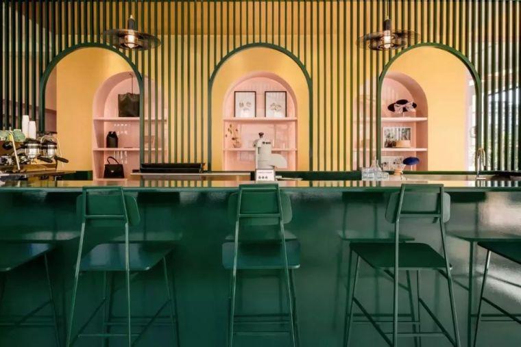 室内设计鉴赏—— 5 个独特的咖啡馆设计