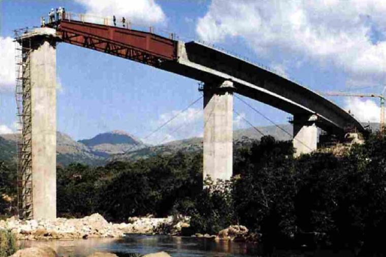 桥梁顶推法施工工艺详解,看完不愁不会