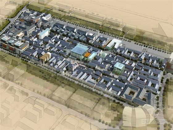 [成都]中式風格歷史文化保護區規劃及單體建筑方案文本(含CAD)