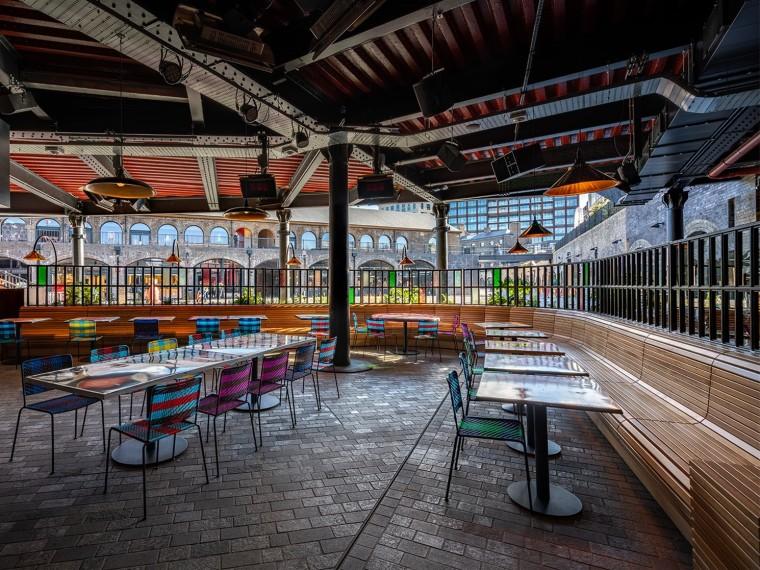 英国CasaPastor和PlazaPastor餐厅