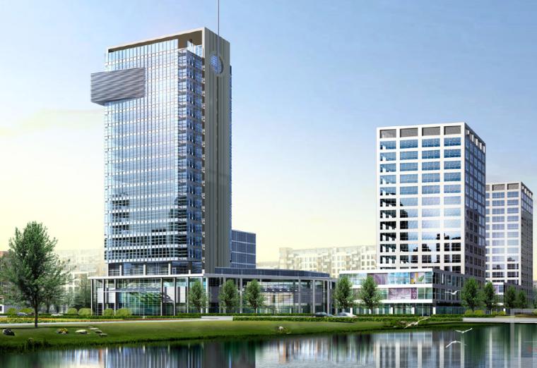 [江苏]张家港市塘桥新城区控制性详细规划与城市设计方案文本