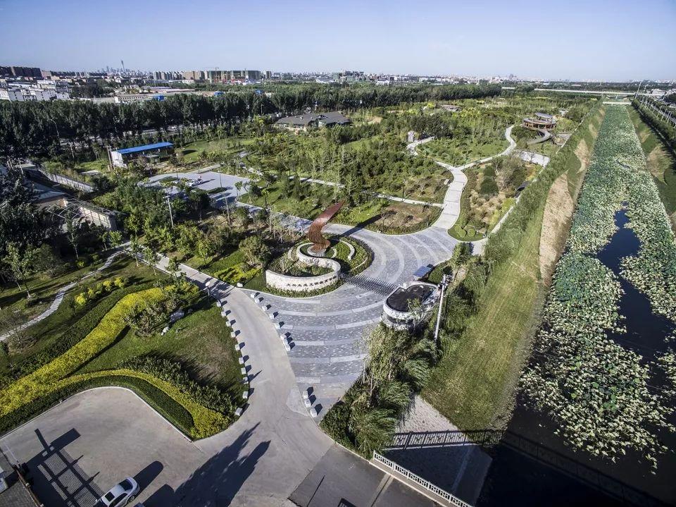 [叙事性空间结构]北京大兴生态文明教育公园/加拿大考斯顿设计_1
