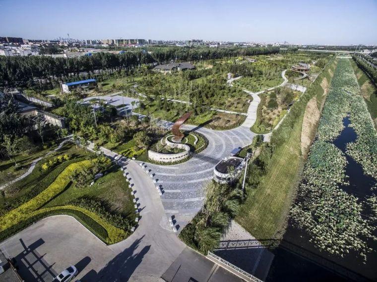 [叙事性空间结构]北京大兴生态文明教育公园 / 加拿大考斯顿设计