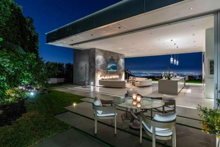 3.98亿的超级山顶豪宅,无比奢侈的观景台_29