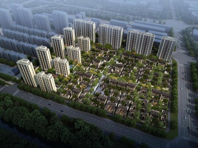 [江苏]苏州东原新中式风格居住区方案文本设计(PPT+73页)