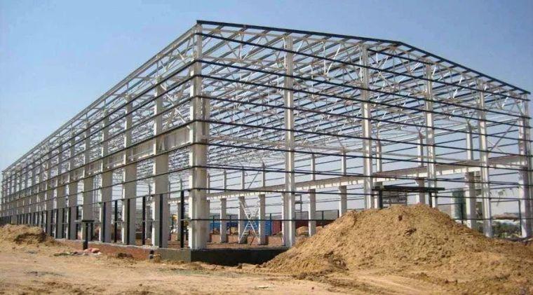 门式刚架轻型钢结构厂房设计_1