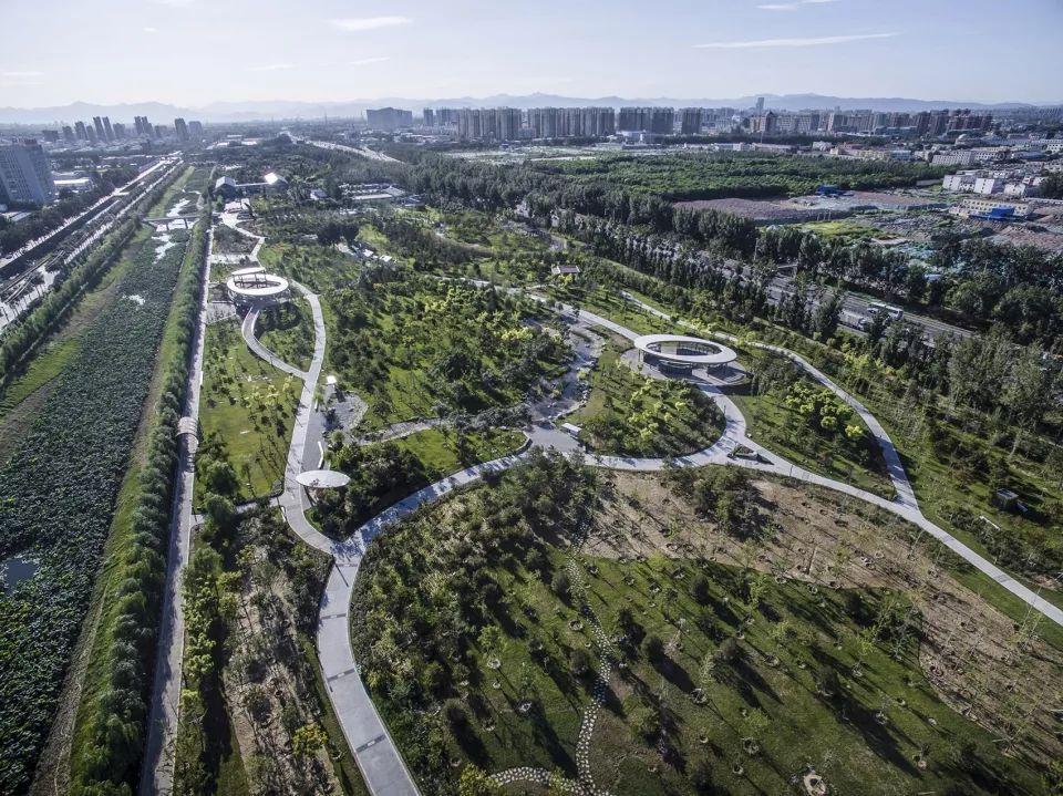 [叙事性空间结构]北京大兴生态文明教育公园/加拿大考斯顿设计_2