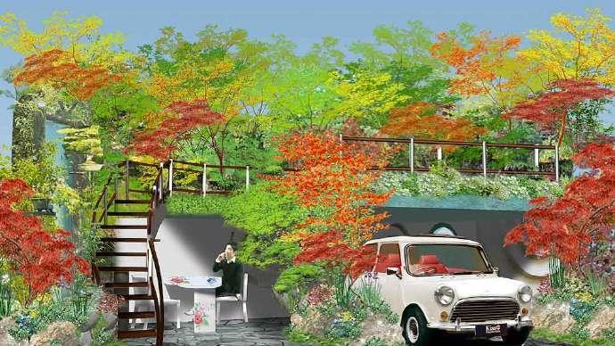 日本苔藓花园设计师的获奖花园·石原和幸-6a1bca46gw1f47951pdk7j20t80gg40s.jpg