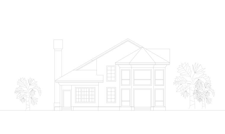 3套经典别墅施工图(每一套图纸齐全)