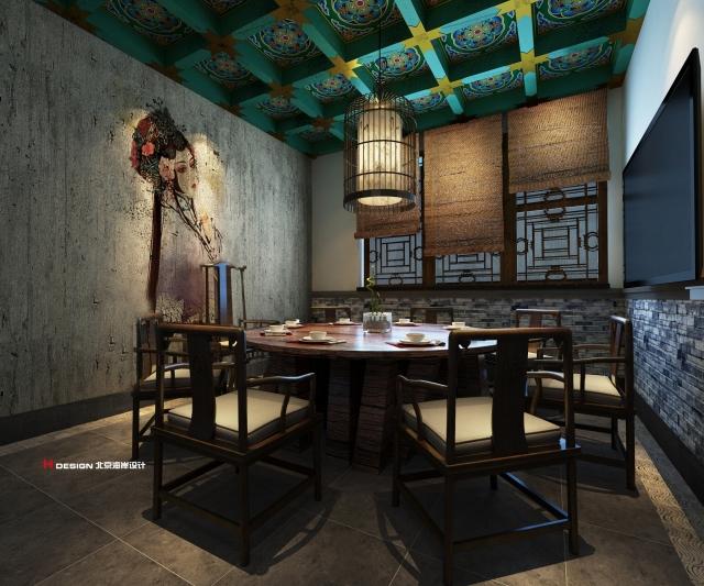 北京福口居餐饮设计方案-北京福口居餐饮设计方案第2张图片