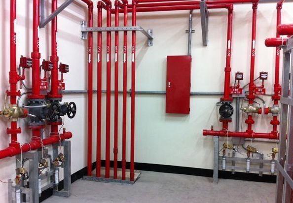 分析暖通、给排水、消防工程的施工管理要点_1