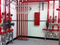 分析暖通、给排水、消防工程的施工管理要点