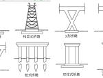 桥墩与桥台的类型有哪几种?