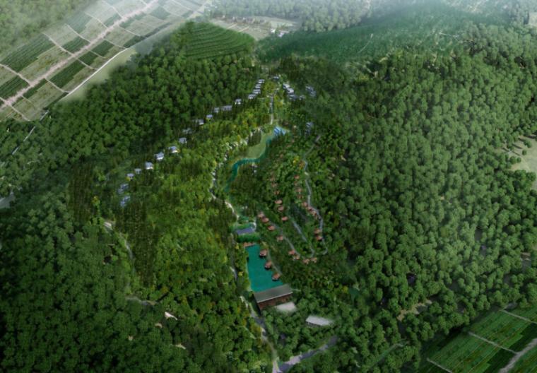 [浙江]德清驿站生态度假村项目规划设计方案文本