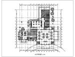 知名高尔夫球会所设计施工图