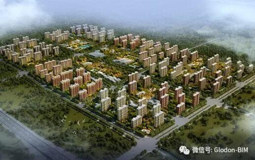 来看看BIM在北京城建新机场安置房上的应用
