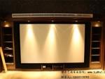 欧式7.2声道家庭影院设计