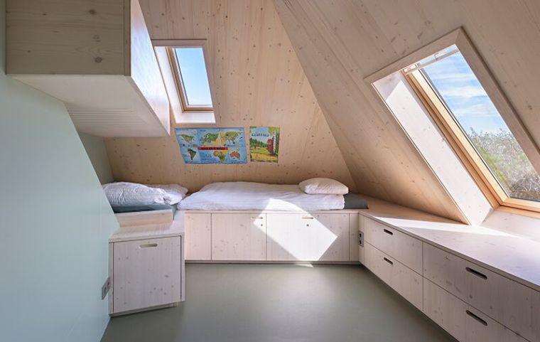 应对地貌与气候,荷兰岛屿住宅_7