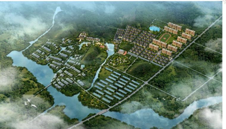 【浙江】某县洛舍镇东衡村村庄规划方案设计PDF(51页)_6