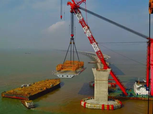 港珠澳大桥钢箱梁原来是这样建成的!_33
