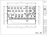 超现代餐厅室内设计施工图及效果图(25张)