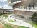 [上海]徐汇万科中心三期地库商业设计方案