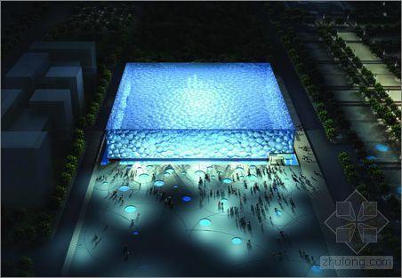 北京某大型奥运场馆装饰工程施工组织设计