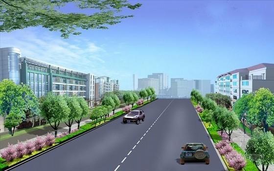 市政道路改造工程施工合同 (77页)