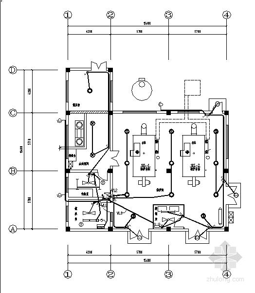 燃油锅炉房电气
