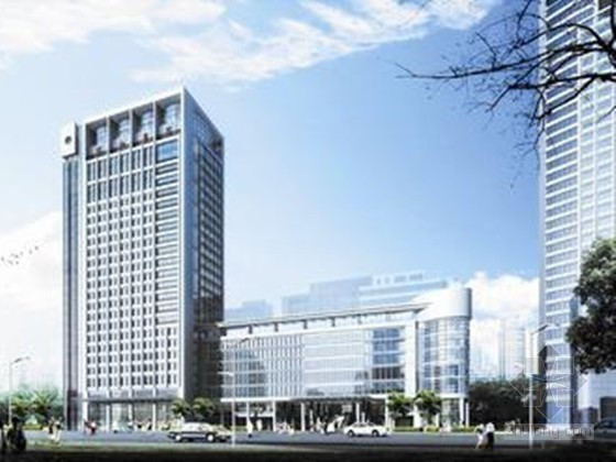 [北京]三甲医院工程电气施工组织设计(争创鲁班奖)