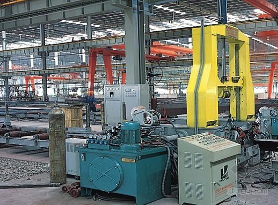 [河南]研发中心多层钢结构工程施工组织设计