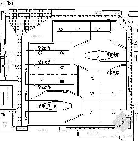 北京某高层混凝土施工方案