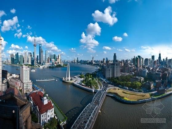 [上海]城市贸易区外部交通组织规划设计方案(85页)