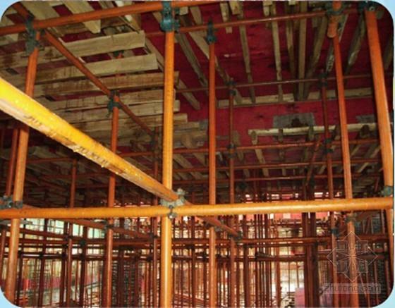 [QC成果]BDF薄壁空心管现浇混凝土楼板支模创新