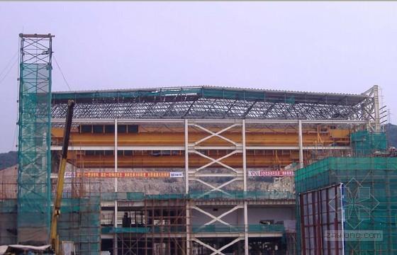 [广东]燃气蒸汽联合循环发电机组电厂主体工程施工组织设计(245页 附工程照片)