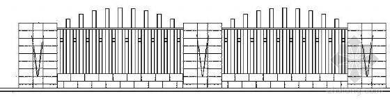 14种围墙栏杆施工合集