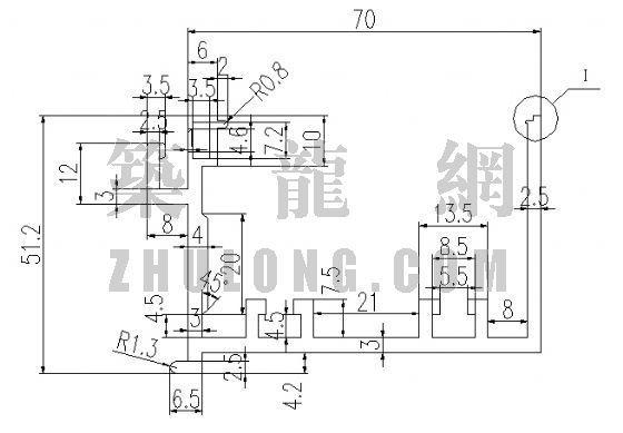 泰丰型材TF-033