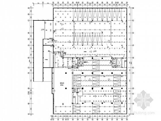 电力仓储中心全套电气施工图纸