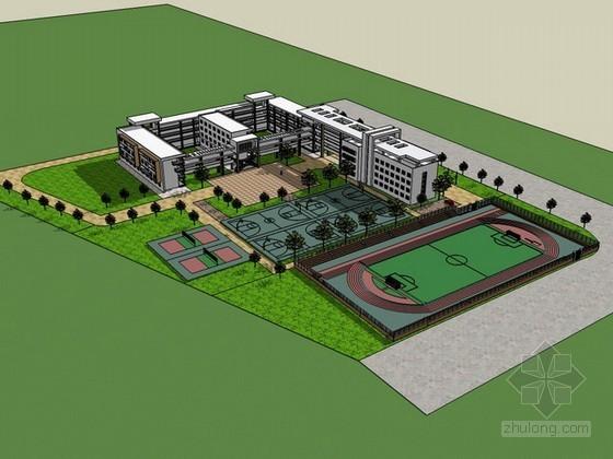 小学建筑设计方案